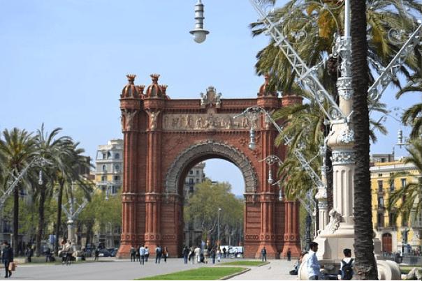 Arco.Triumfo.Barcelona