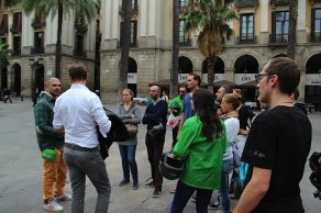 Guided Visit Barcelona Vesping