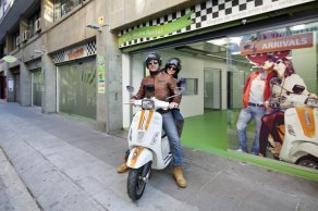 Location scooter Barcelone