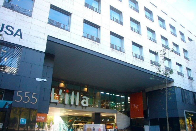 Shopping l 39 illa diagonal mall vesping blog - Illa centre comercial ...